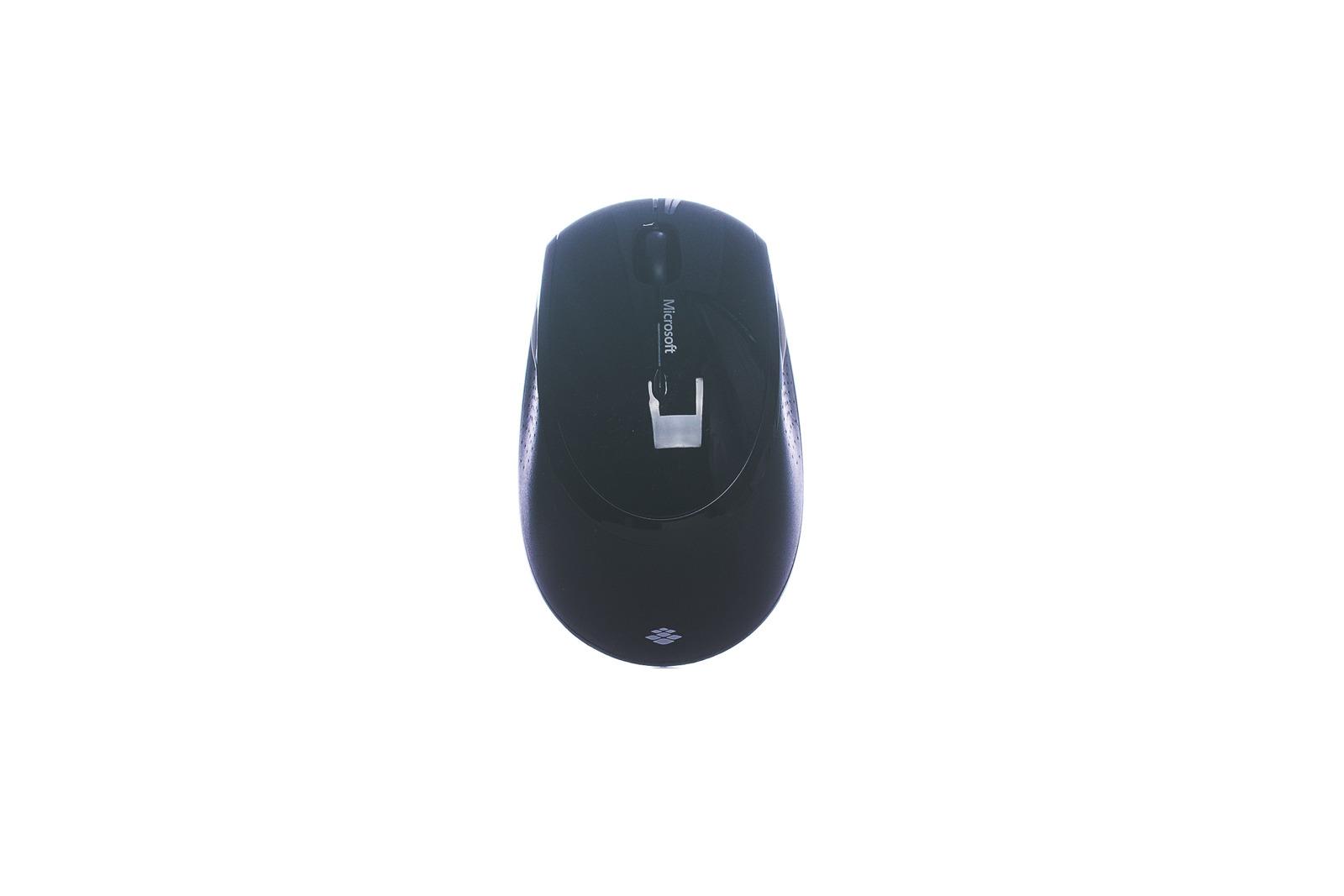 Keyboard and Mouse Microsoft Wireless Comfort Desktop 5050 (German) PP4-00008