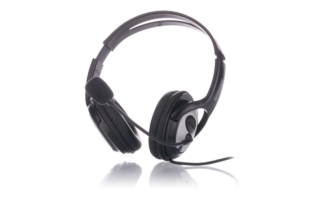 Microsoft LifeChat Headset LX-3000 Mic not working