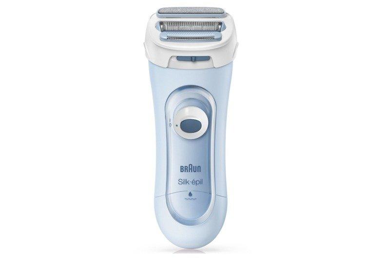 Braun Silk-épil Lady Shaver LS5160 Wet & Dry Women's Electric Shaver