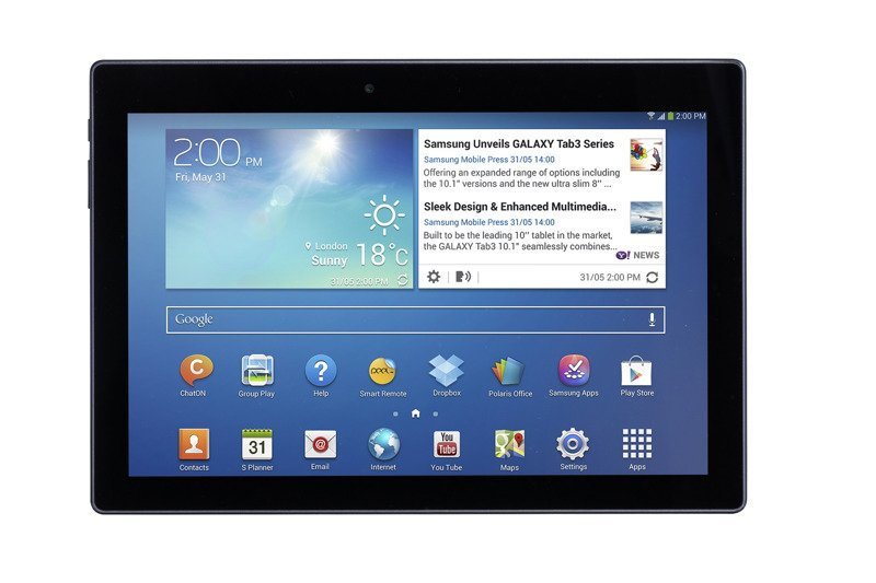 Tablet Lenovo TAB3 10 Plus 16GB WiFi Black Grade C