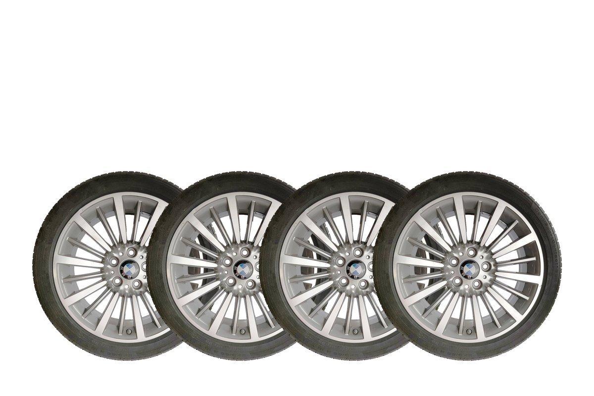 18 Zoll Sommerräder original BMW Styling 416 Continental