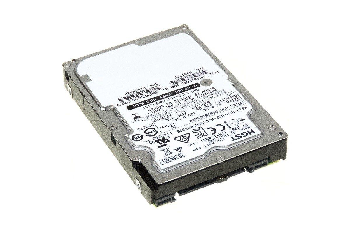 "Festplatte HGST HUC156060CSS204 600GB 15kRPM 2.5"" SAS"