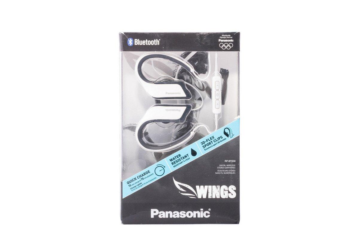 In-Ear Kopfhörer Panasonic RP-BTS30 Schwarz / Weiß
