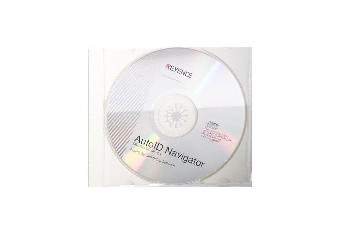 Keyence Einstellungssoftware AutoID Navigator Ver. 4.4 SR-H60WE