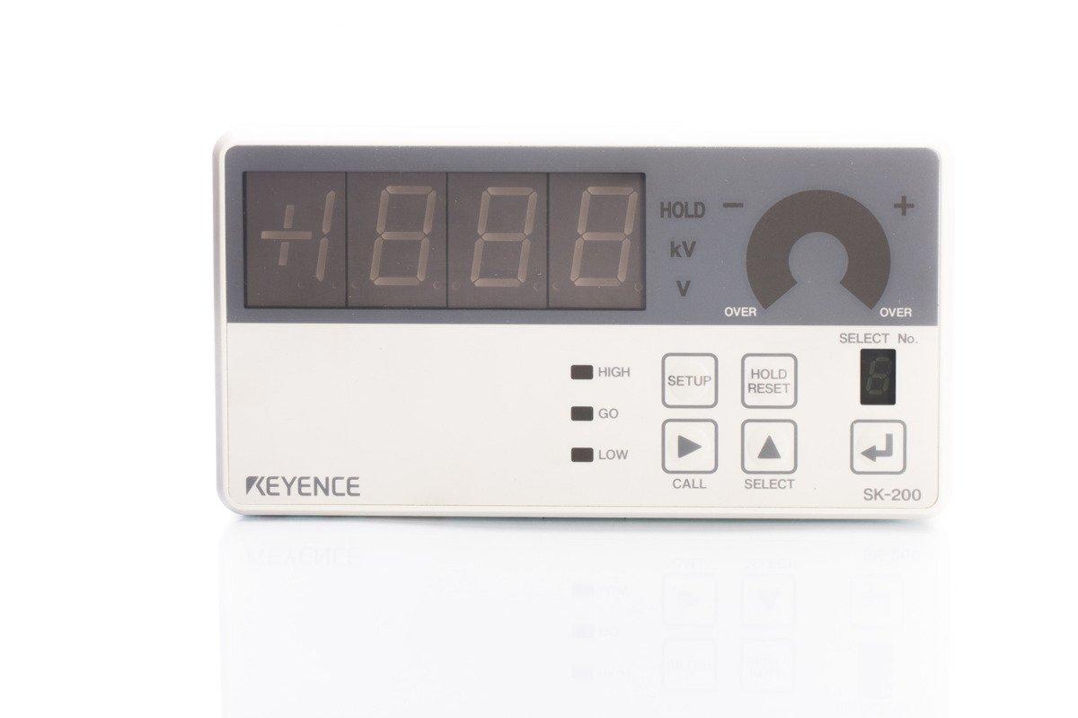 Keyence Schlüsselverstärker für elektrostatische Sensoreinheit SK-200