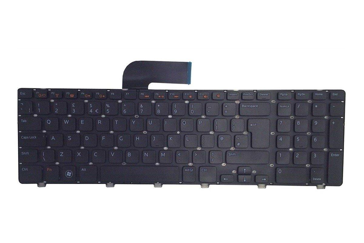 Laptop-Tastatur Dell Y6DVH Matte Black Inspiron XPS Vostro