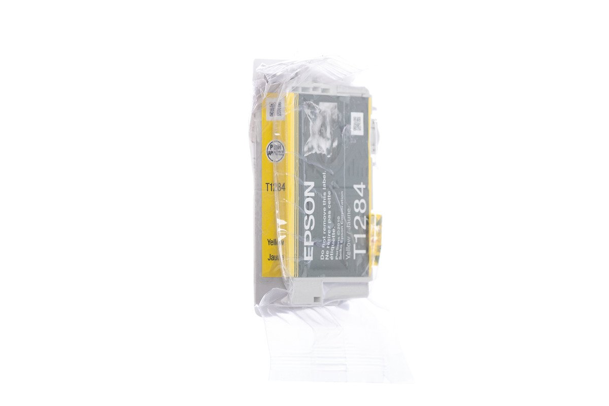 Original Tintenpatronen Epson T1284 C13T12844011 Gelb