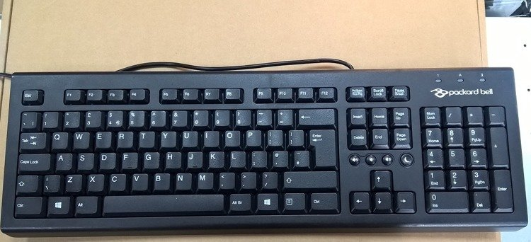 Packard Bell Classic Wired Keyboard