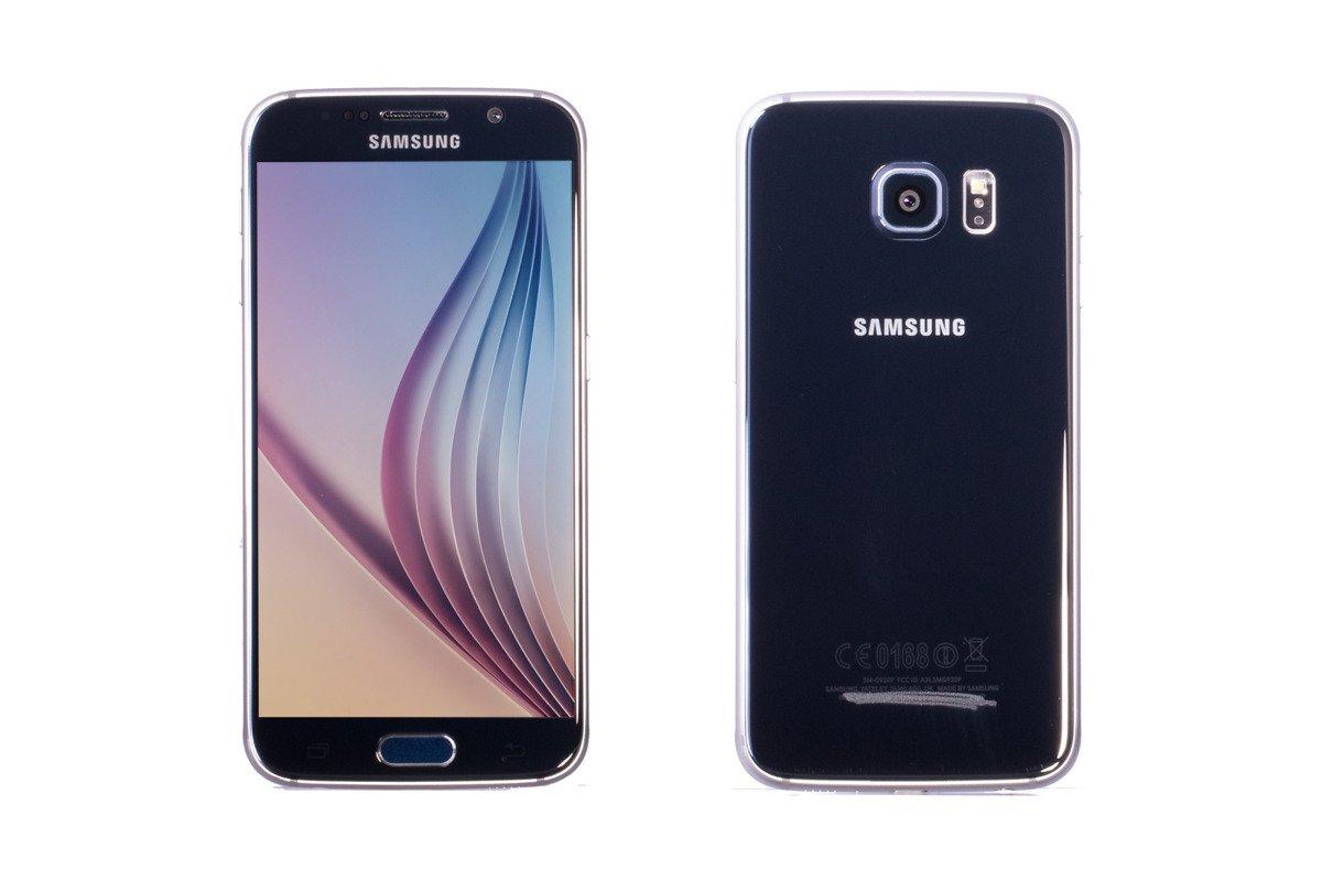 Samsung Galaxy S6 Black Sapphire 32GB SM-G920 Grade B Ersatzbox