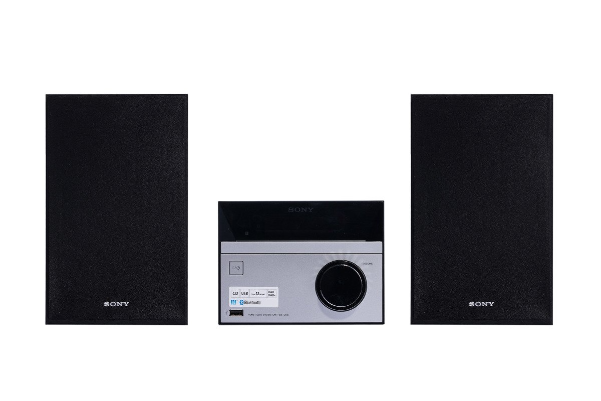 Sony CMTSBT20B Micro Hi-Fi System Grade B