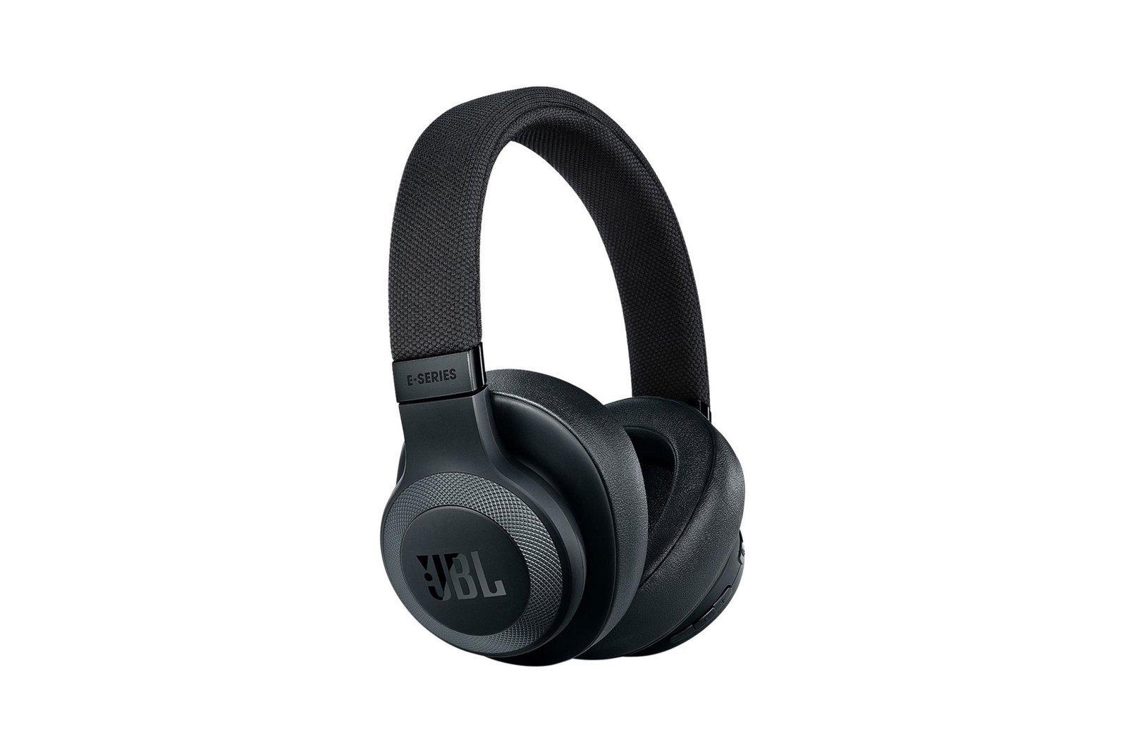 NEU OVP JBL E65BTNC Kopfhörer Drahtloses Bluetooth Over-Ear Black Headset
