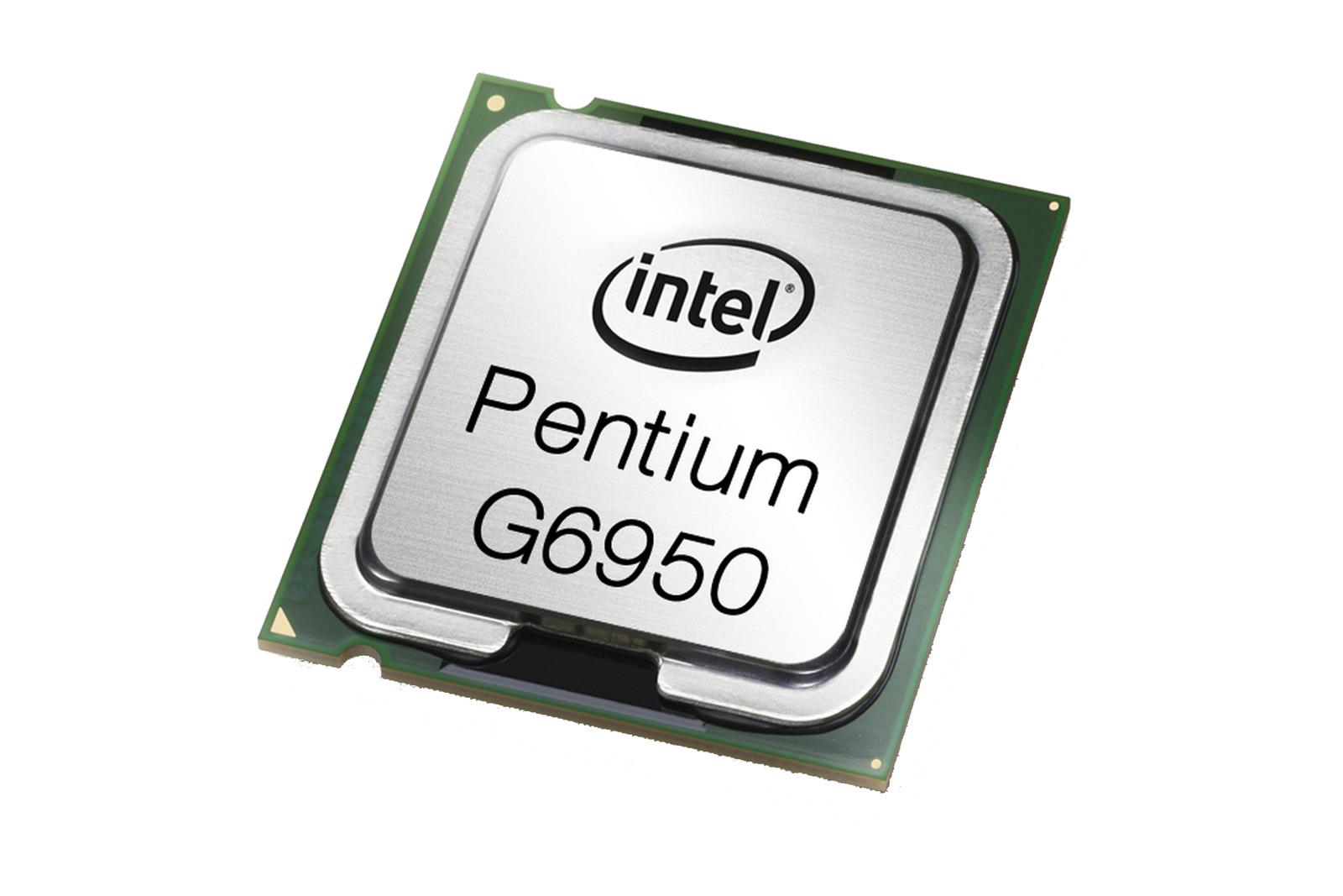Prozessor Intel Pentium Dual-Core G6950 2.8GHz 3MB FCLGA1156