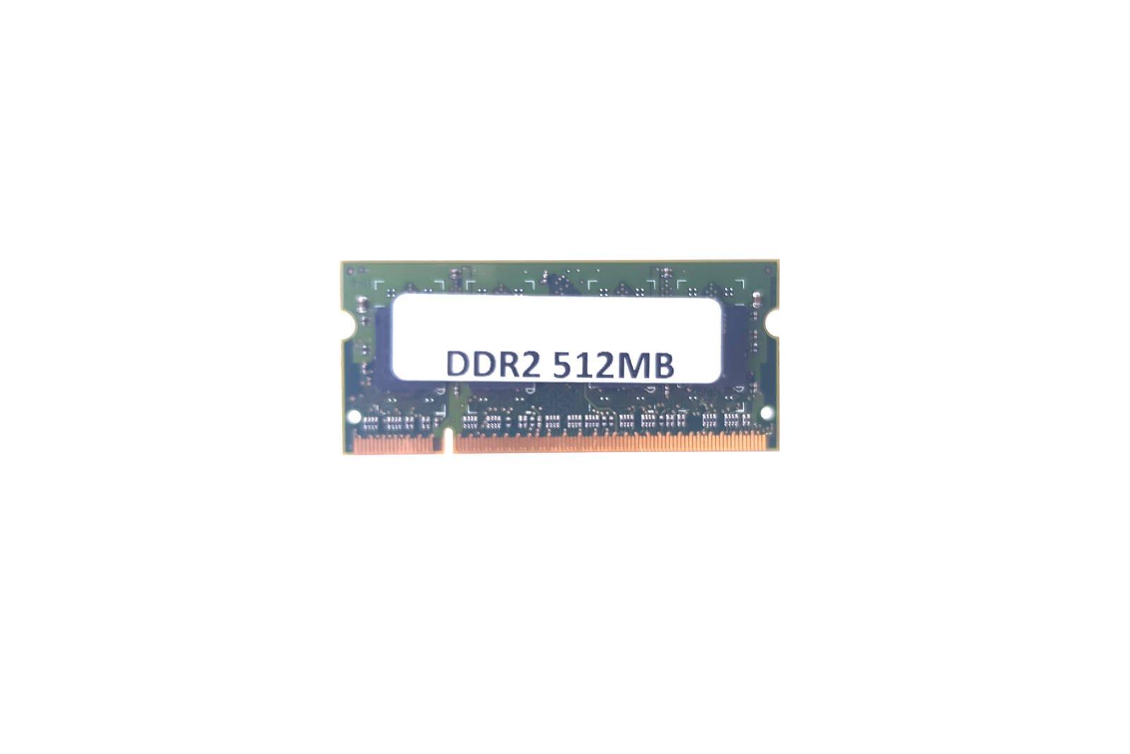 SODIMM Speicher RAM Infineon HYB18T512160AF-3.7 512MB 0.5GB DDR2