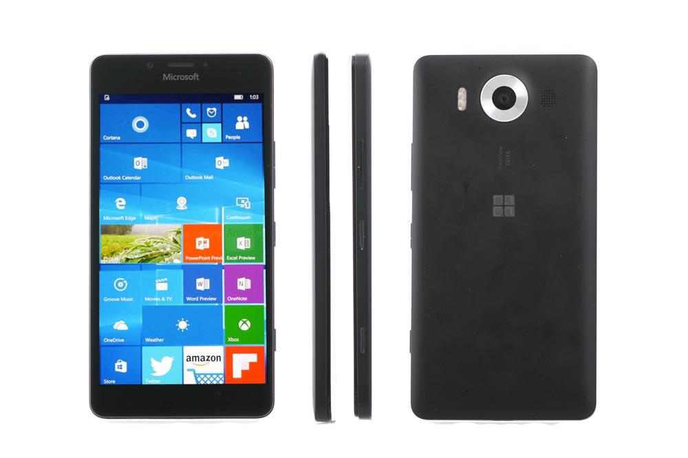 Smartphone Microsoft Lumia 950 RM-1104 Schwarz Grade B