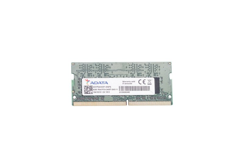 Pamięć SODIMM RAM ADATA 8GB DDR4 AO1P24HC8T1-BSFS